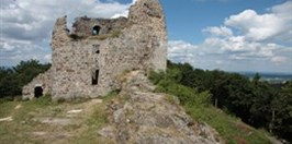 the castle Přimda