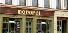 Monopol brewery