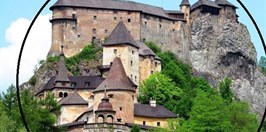The Orava castle