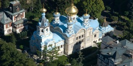 The Orthodox Church of St. Peter and Paul