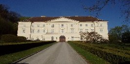 The chateau Boskovice