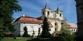 Museum of literature in Moravia¨- Rajhrad
